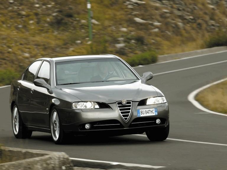 2003 Alfa Romeo 166 199321