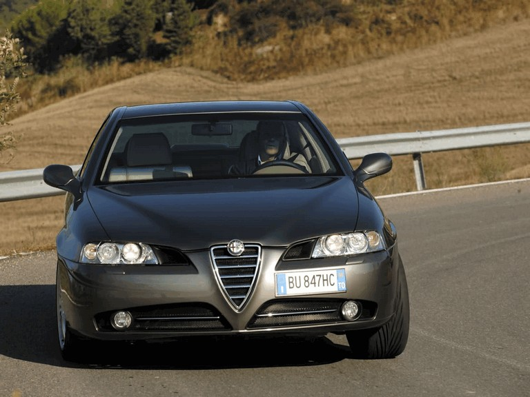 2003 Alfa Romeo 166 199327