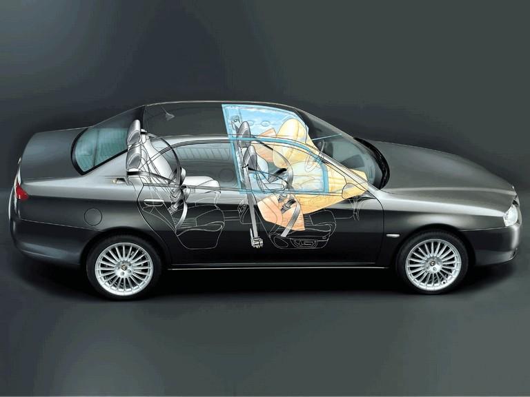 2003 Alfa Romeo 166 199331