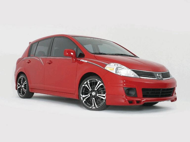 2007 Nissan Versa by Stillen 255263