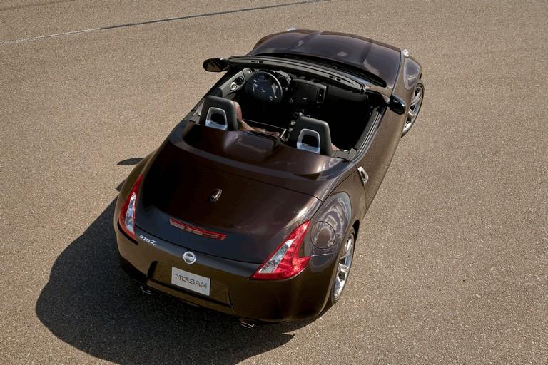 2010 Nissan 370Z roadster 255285