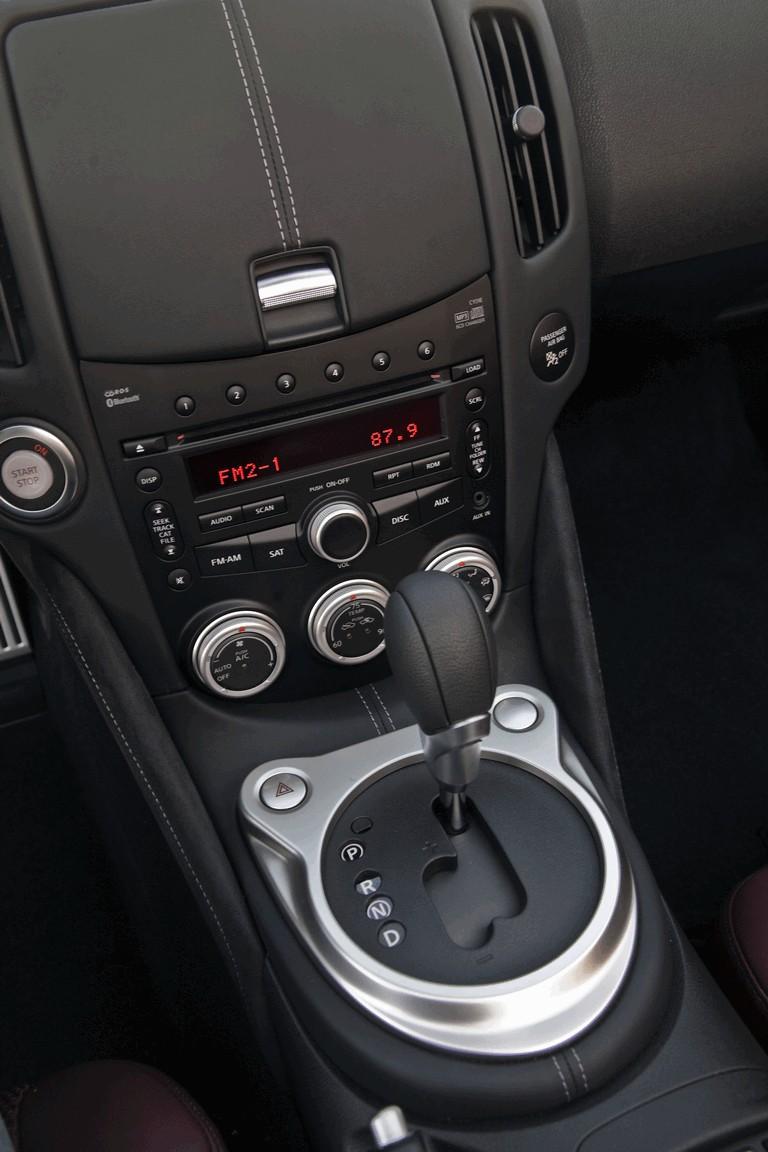 2010 Nissan 370Z roadster 255293