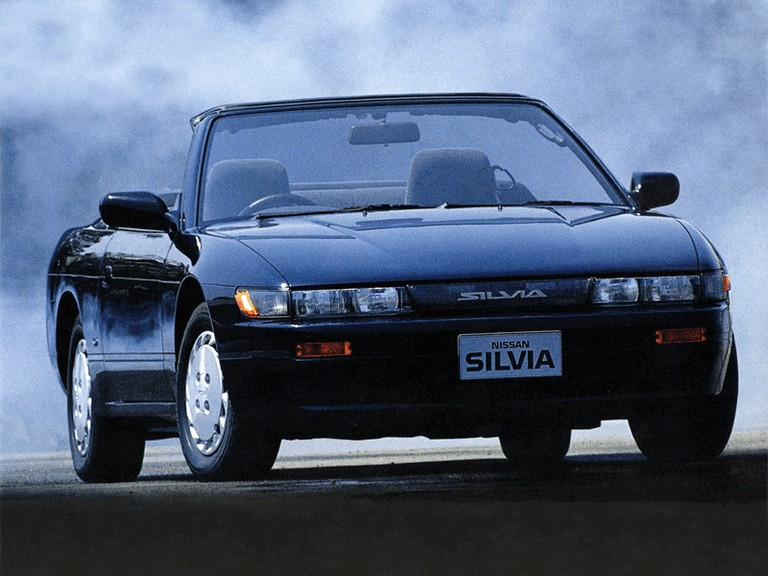 1988 Nissan Silvia S13 convertible by Autech 255372