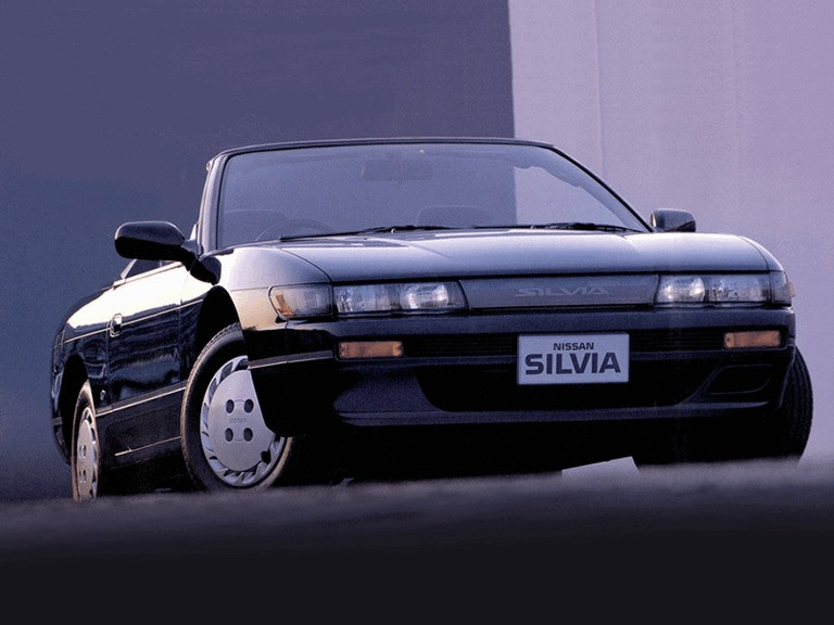 1988 Nissan Silvia S13 convertible by Autech 255373