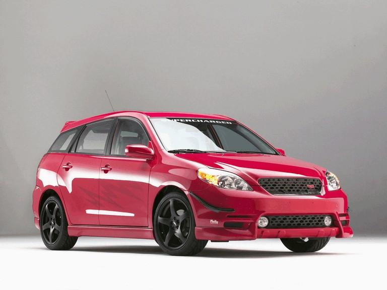2008 Toyota Matrix XR TRD 255390