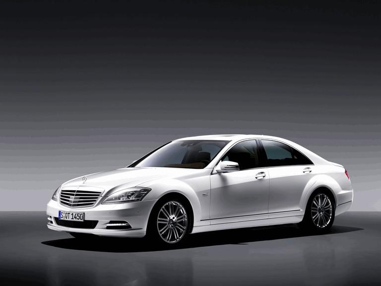 2009 Mercedes-Benz S400 hybrid 255409
