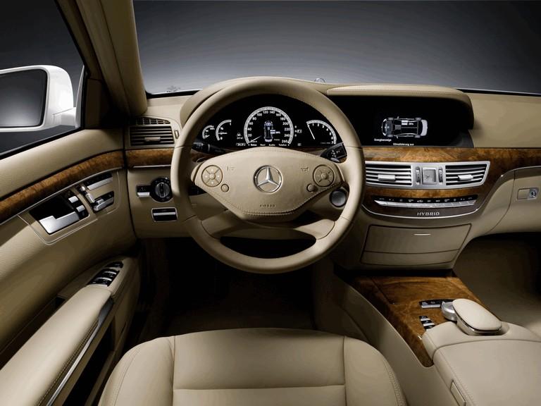 2009 Mercedes-Benz S400 hybrid 255415