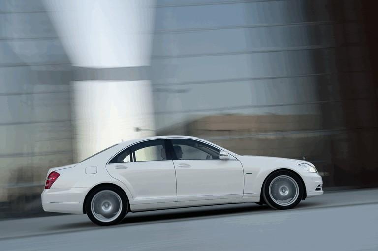 2009 Mercedes-Benz S400 hybrid 255417