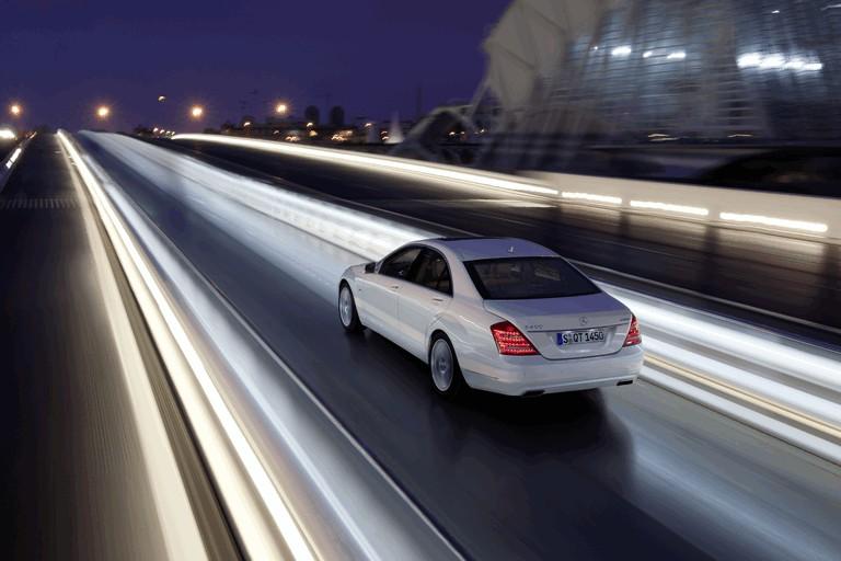 2009 Mercedes-Benz S400 hybrid 255421