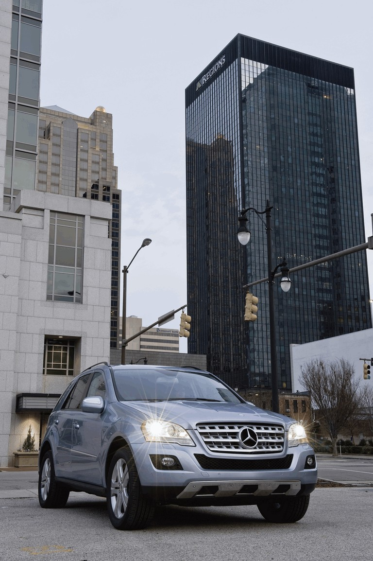 2009 Mercedes-Benz ML450 hybrid 255453