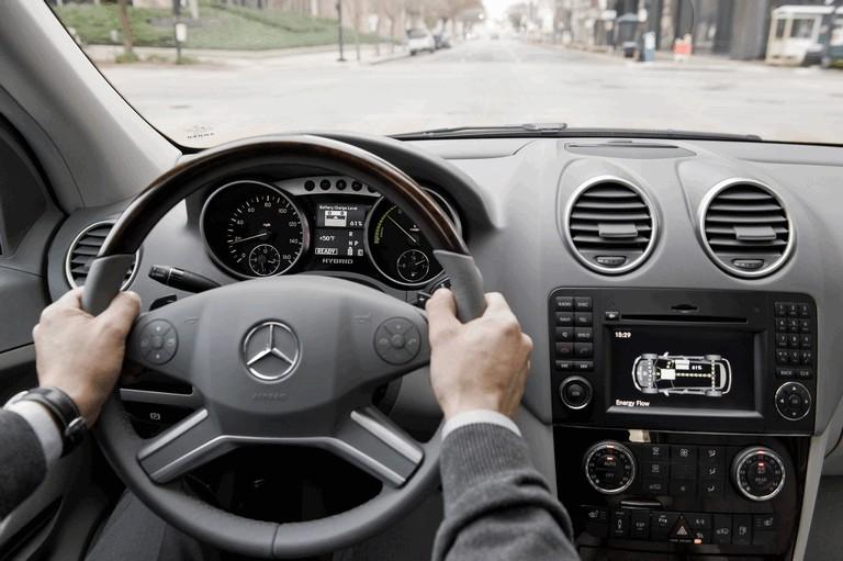 2009 Mercedes-Benz ML450 hybrid 255459