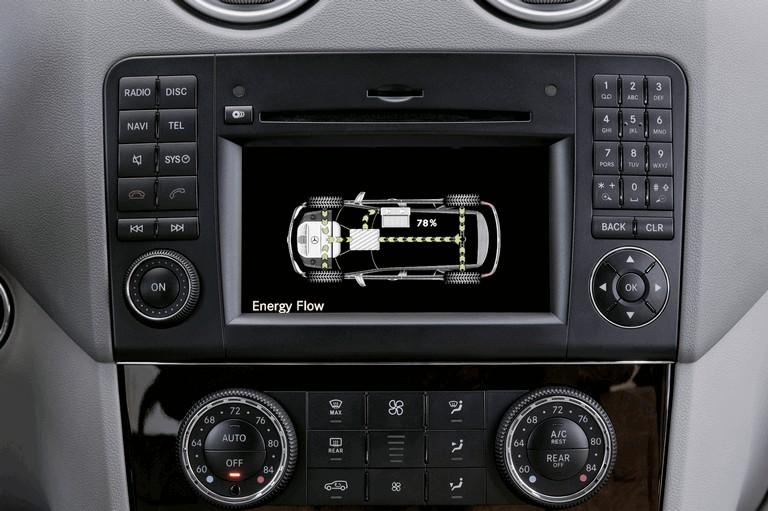 2009 Mercedes-Benz ML450 hybrid 255466