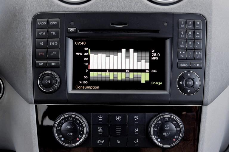 2009 Mercedes-Benz ML450 hybrid 255468