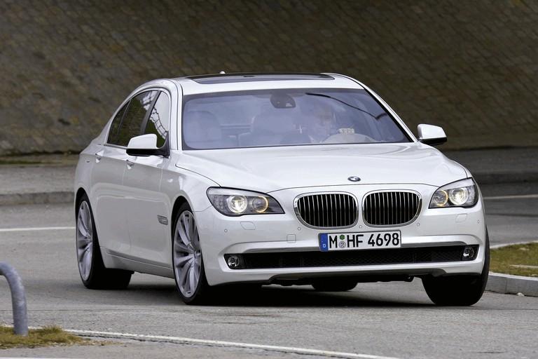 2009 BMW 760Li 255612