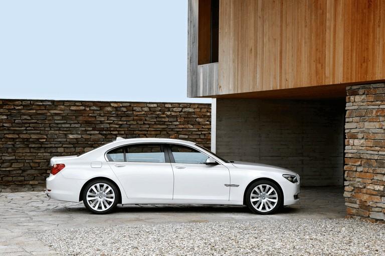 2009 BMW 760Li 255615