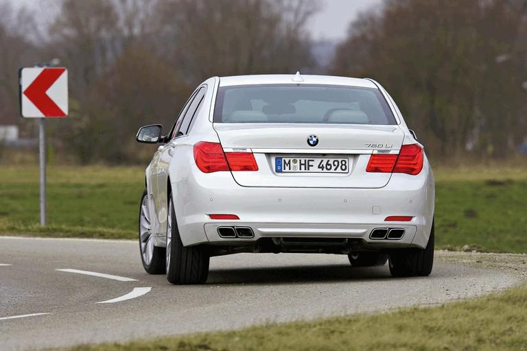 2009 BMW 760Li 255617