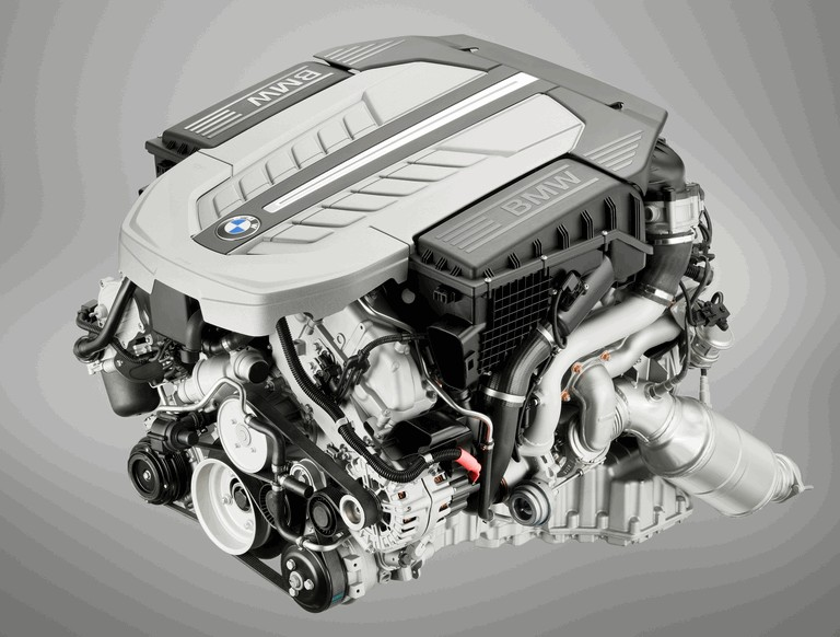 2009 BMW 760Li 255637