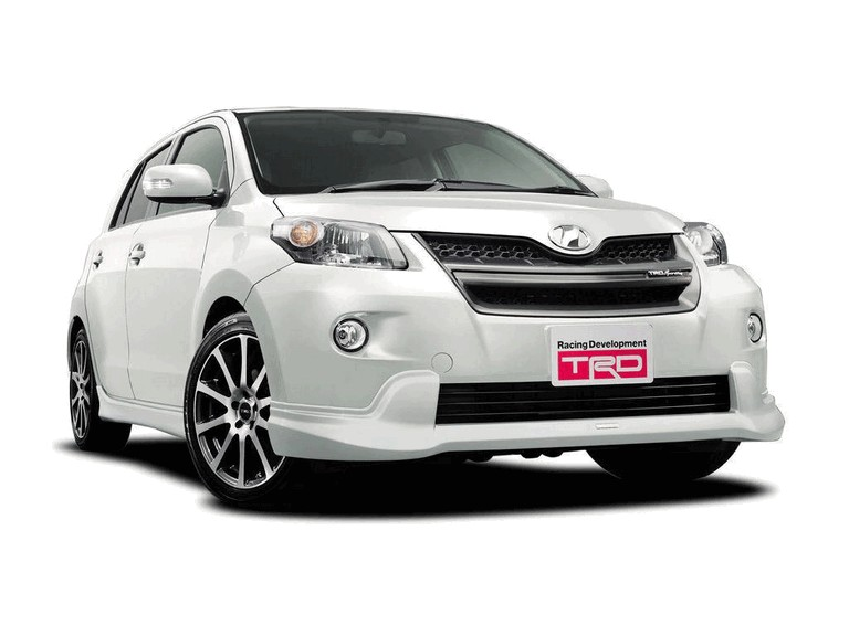 2007 Toyota Ist TRD - Free high resolution car images