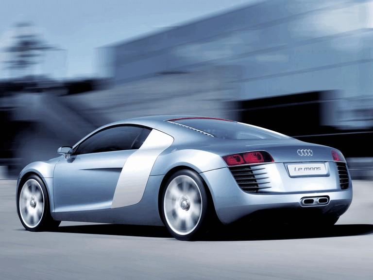2003 Audi Le Mans quattro concept 199380