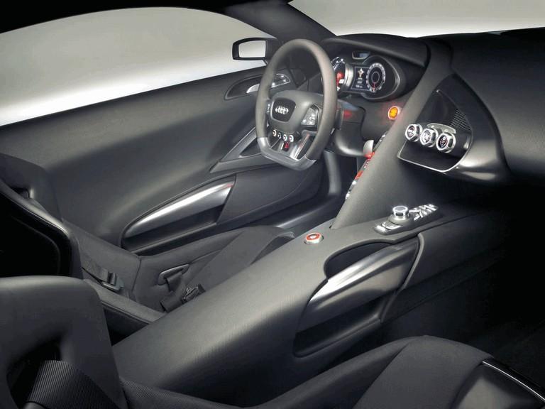 2003 Audi Le Mans quattro concept 199394