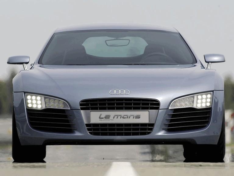 2003 Audi Le Mans quattro concept 199395