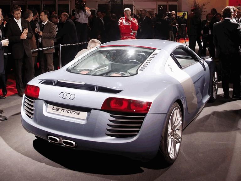 2003 Audi Le Mans quattro concept 199407