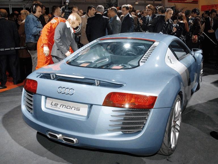 2003 Audi Le Mans quattro concept 199409