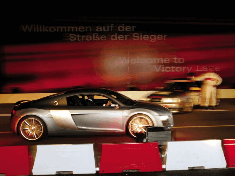 2003 Audi Le Mans quattro concept 199411