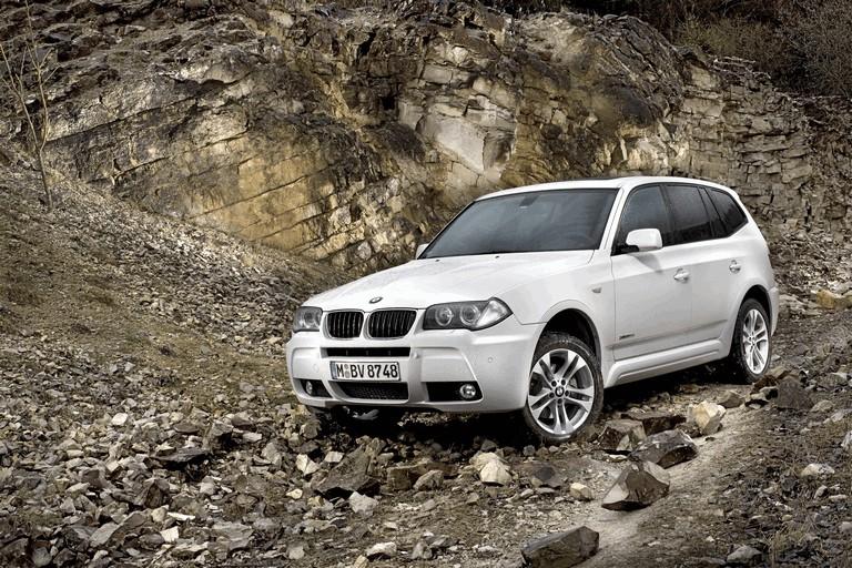 2009 BMW X3 xDrive ( E83 ) 255689