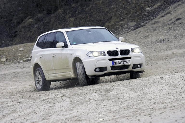 2009 BMW X3 xDrive ( E83 ) 255692