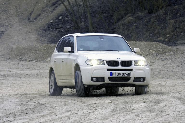 2009 BMW X3 xDrive ( E83 ) 255694