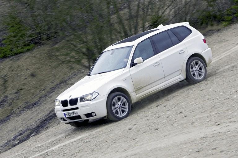 2009 BMW X3 xDrive ( E83 ) 255695