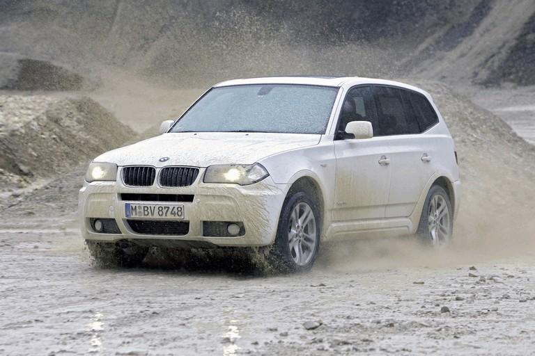 2009 BMW X3 xDrive ( E83 ) 255698