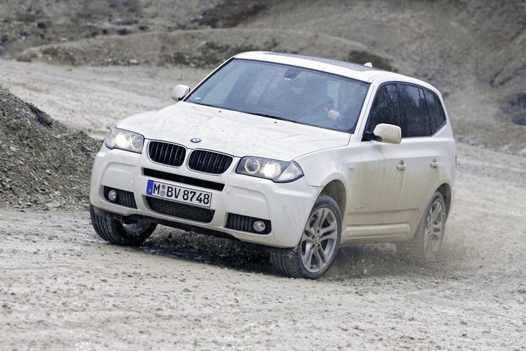 2009 BMW X3 xDrive ( E83 ) 255699