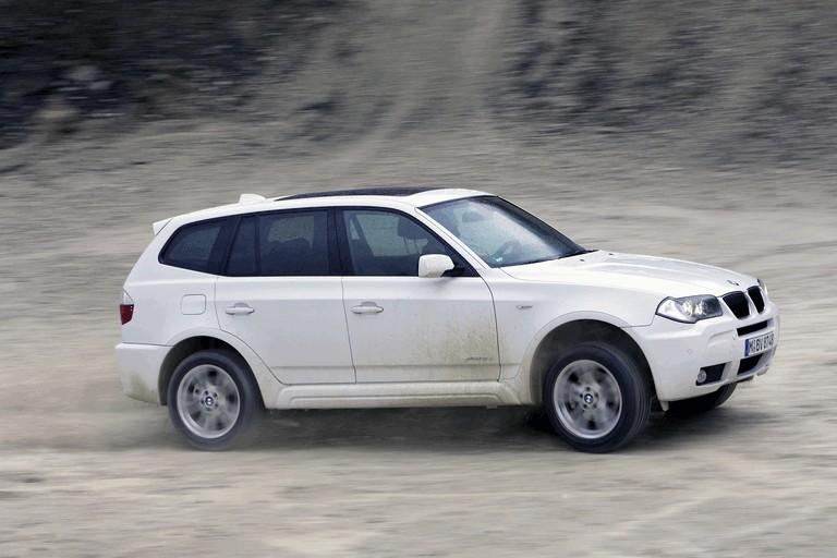 2009 BMW X3 xDrive ( E83 ) 255702