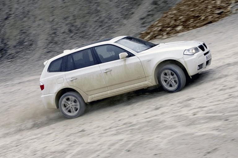 2009 BMW X3 xDrive ( E83 ) 255703