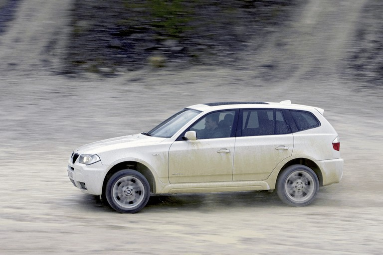 2009 BMW X3 xDrive ( E83 ) 255704