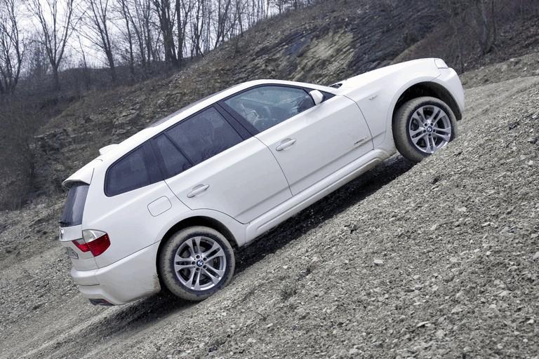 2009 BMW X3 xDrive ( E83 ) 255705