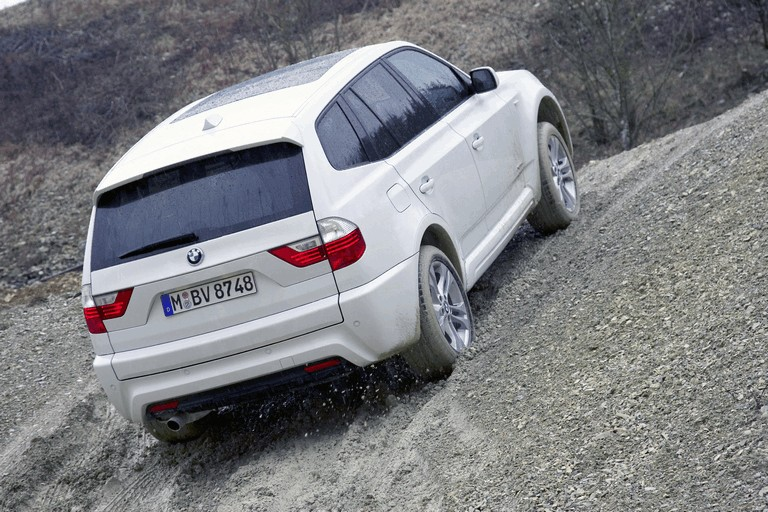2009 BMW X3 xDrive ( E83 ) 255707