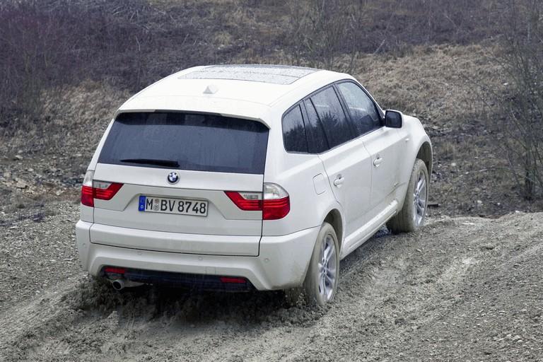 2009 BMW X3 xDrive ( E83 ) 255708