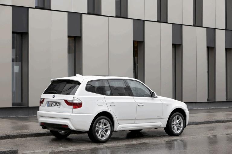 2009 BMW X3 xDrive ( E83 ) 255722