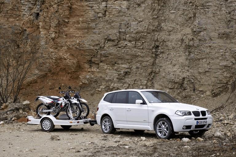 2009 BMW X3 xDrive ( E83 ) 255731