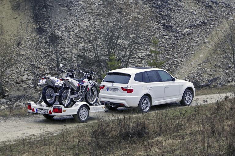 2009 BMW X3 xDrive ( E83 ) 255732