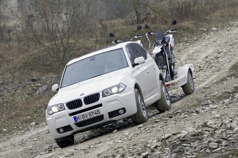 2009 BMW X3 xDrive ( E83 ) 255733