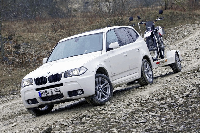 2009 BMW X3 xDrive ( E83 ) 255734