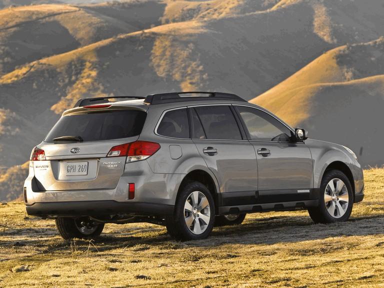 2009 Subaru Outback 3.6R 255797