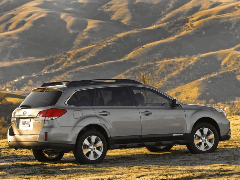 2009 Subaru Outback 3.6R 255798