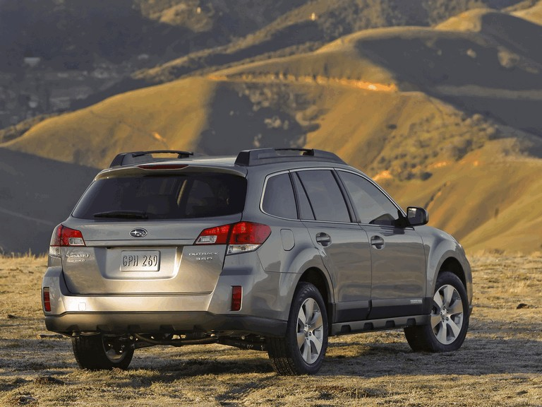 2009 Subaru Outback 3.6R 255799