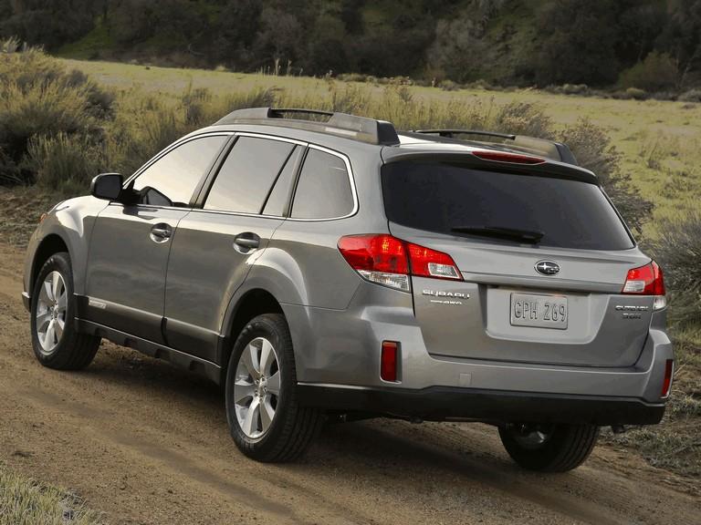 2009 Subaru Outback 3.6R 255801