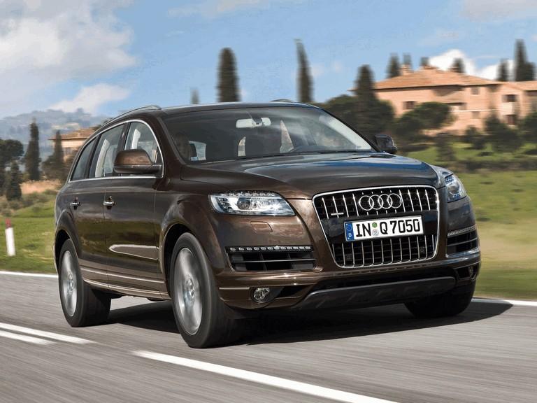 2009 Audi Q7 3.0 TDi Quattro 256169